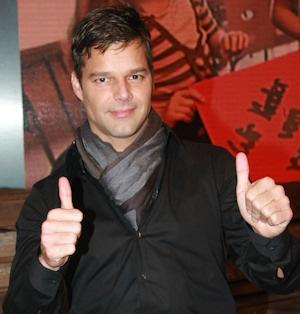 Ricky Martin es gay