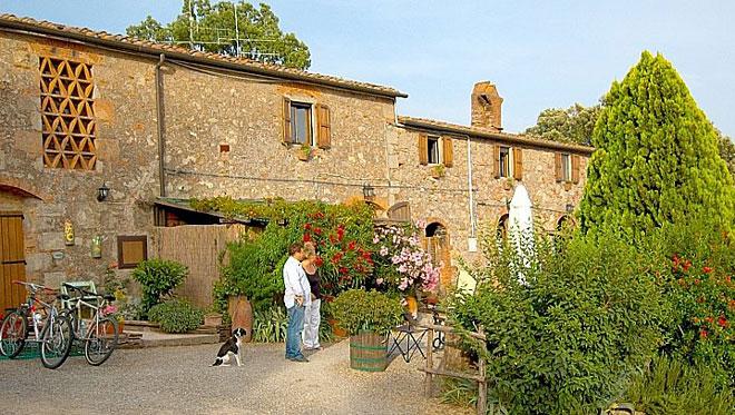 Cómo llegar y viajar por la Toscana