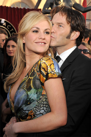 Anna Paquin de 'True Blood': Soy Bisexual con Stephen Moyer