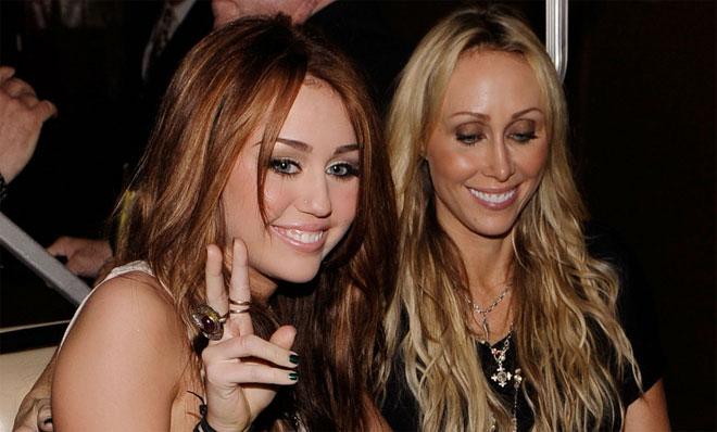 'Hannah Montana' abandonará la casa de sus padres Leticia Tish Finley y Billy Ray Cyrus