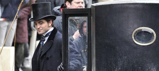 Fotos de la nueva película de Robert Pattinson