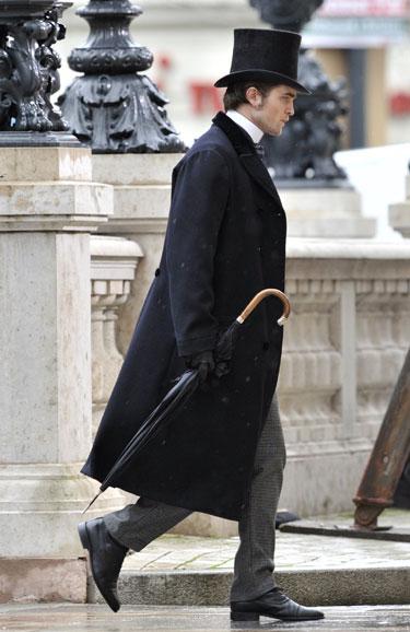 Fotos de la nueva película 'Bel Ami' de Robert Pattinson