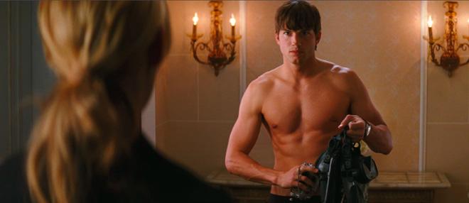 Ashton Kutcher en el Ranking de los actores superdotados