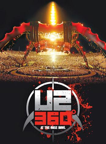 U2 en dvd