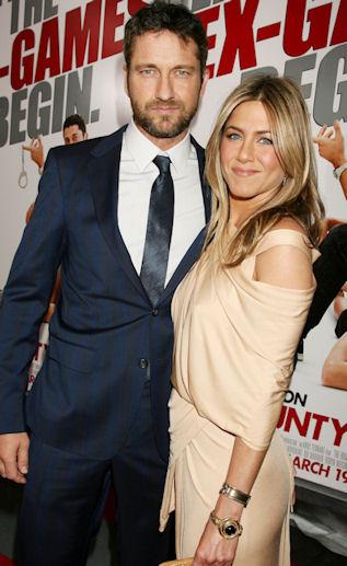 Jennifer aniston y butler