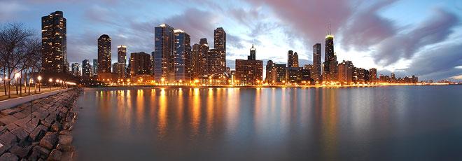 La casa de los Obama es atracción turística de Chicago