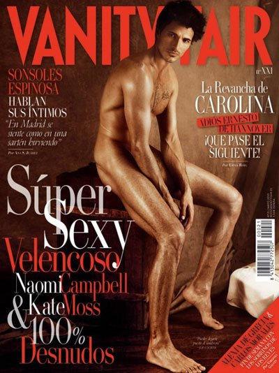 Andres velencoso desnudo en vanity fair