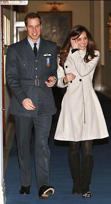 La boda de de Guillermo de Inglaterra y Kate Middleton