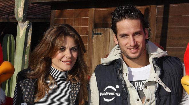 María José Suárez y Feliciano López: embarazo y separación<