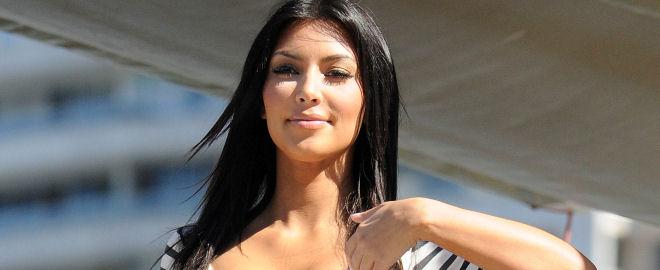 Kim kardashian ira con ronaldo al mundial