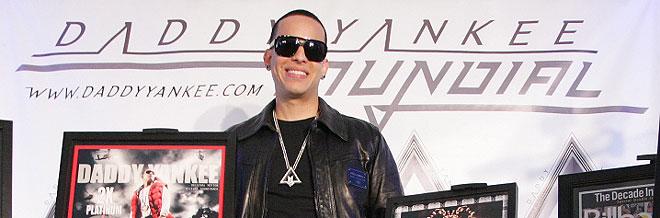 Daddy Yankee, el artista hispano de más éxito en la música latina, lanza su nuevo disco 'Mundial'