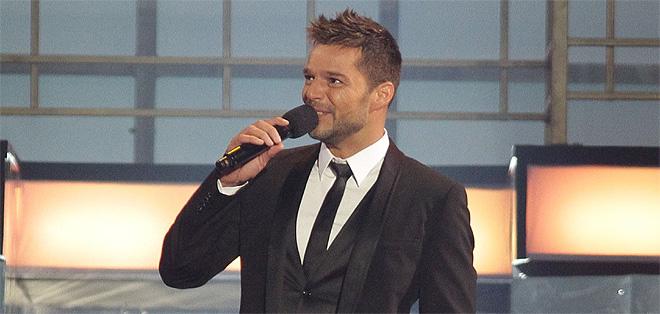 Ricky Martin contra la ley SB 1070 de Arizona