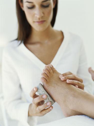 Cremas caseras contra los callos de los pies