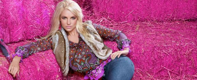 Britney spears lanza linea de ropa para candies