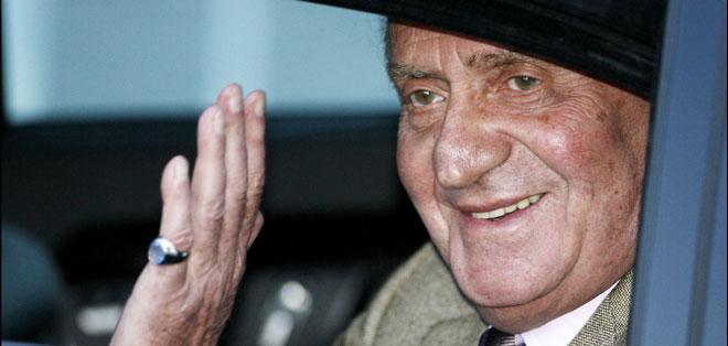 Rey Juan Carlos operado de una sospecha de cáncer de pulmón