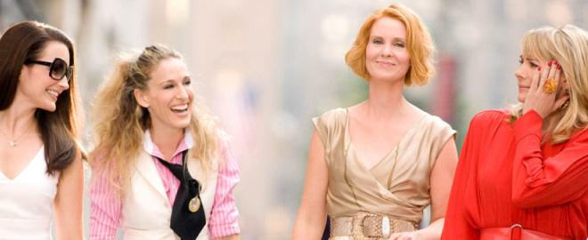 Rencillas entre las actrices de sexo en nueva york
