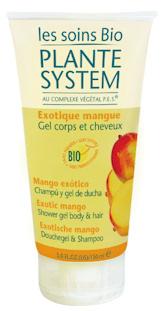 Gel mango exotico de plante system