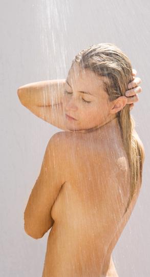 La ducha diaria es buena para la salud