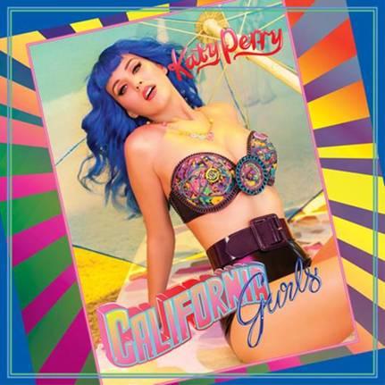 Katy perry lanza nuevo single california gurls