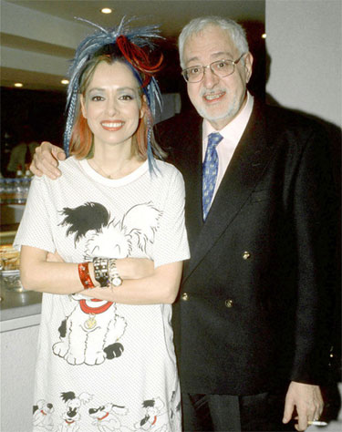 Muerte del actor Antonio Ozores de cáncer a los 81 años