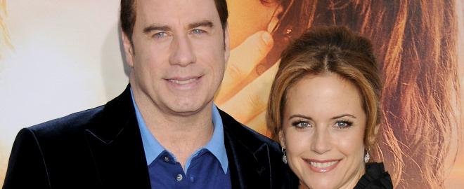John travolta y kelly preston esperan tercer hijo