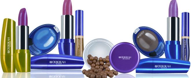 Maquillaje de deborah milano