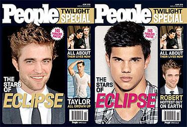Fans de Robert Pattinson y/o Taylor Lautner