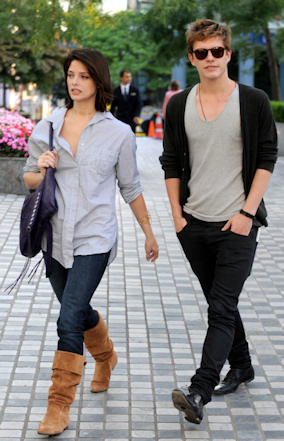 Xavier Samuel And Ashley Greene