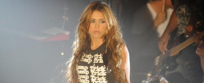 Miley cyrus estara en el rock in rio madrid 2010