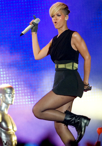 Rihanna estara en el rock in rio madrid 2010