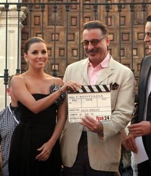 Andy García y Eva Longoria en Durango México