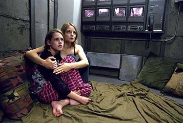 Jodie Foster y Kristen Stewart juntas en 'La habitación del pánico'