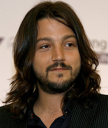El actor y director mexicano Diego Luna