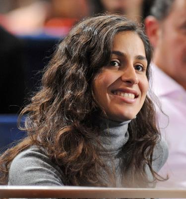 Xisca Perelló, la novia de Rafael Nadal