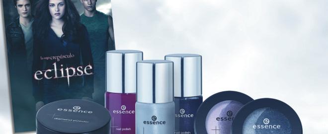 Maquillaje de essence para eclipse