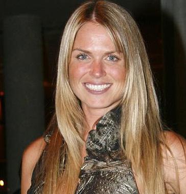 Susana Werner, ex mujer de Ronaldo, es la esposa de Julio Cesar, portero de la selección brasileña en el Mundial 2010