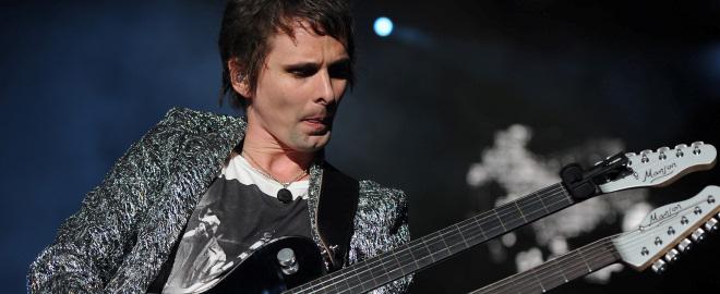 Muse en concierto