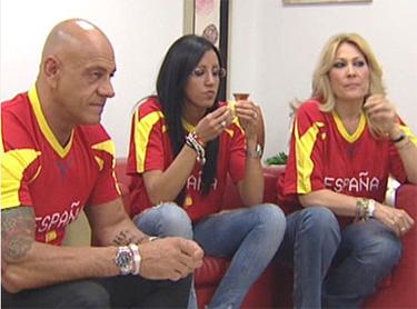Telecinco, gafe de España en el Mundial 2010
