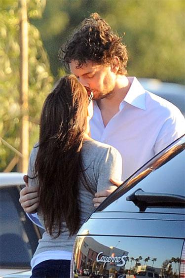 Pau Gasol con la novia Silvia López en Los Ángeles