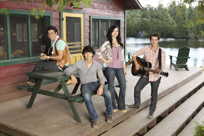 La primera imagen de 'Camp Rock 2: The Final Jam'