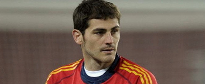 Iker casillas se quita la barba