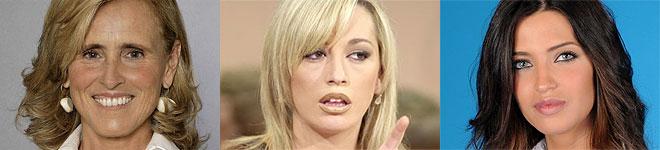 Críticas a Telecinco, Mercedes Milas, Belen Esteban y Sara Carbonero