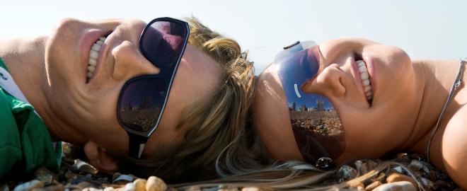 Cuida tus ojos este verano