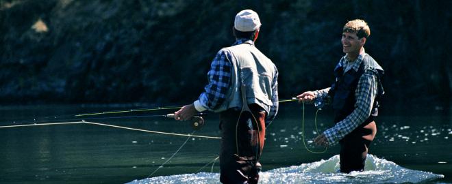Pesca en el alentejo portugues