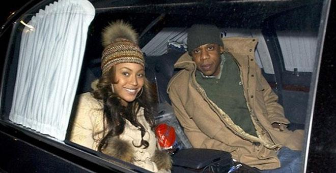 Beyoncé y Jay-Z, a punto de morir en un accidente