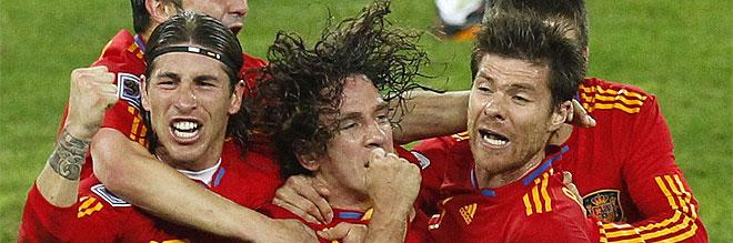 La maldición de Nike a favor de la España de Adidas en la Final del Mundial