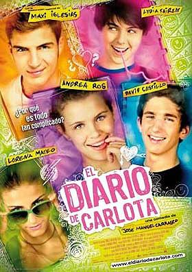 Maxi Iglesias en 'El diario de Carlota'