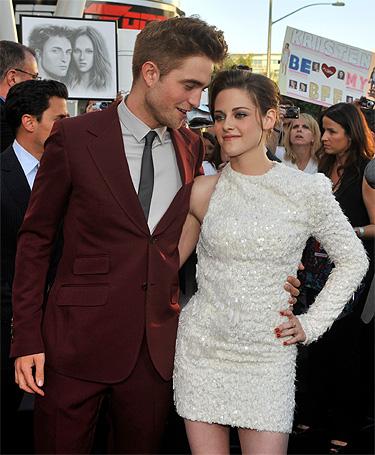 Robert Pattinson ha roto con Kristen Stewart