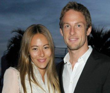 Vuelve el glamour a la Fórmula 1 con la reconciliación de Button y Michibata