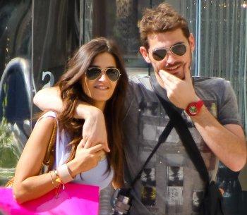 Iker Casillas y Sara Carbonero continúan sus vacaciones en Los Ángeles